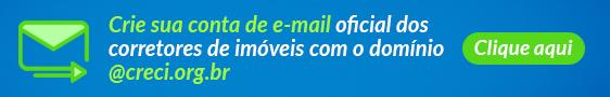 Crie seu e-mail @creci.org.br