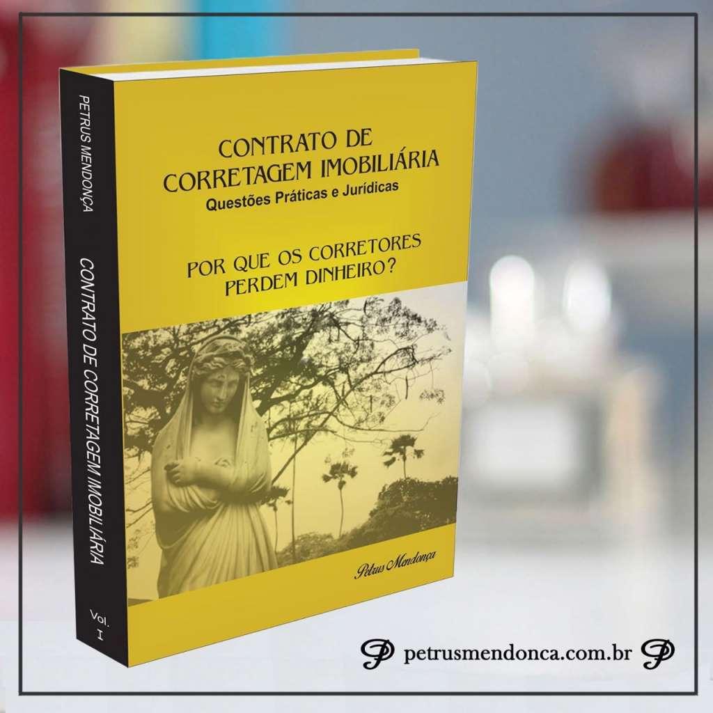 Corretor Petrus Mendonça Disponibiliza Livro Virtual Com